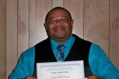 Pastor Calvin White