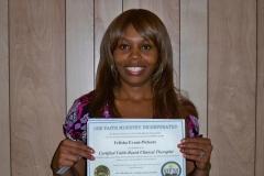 Pastor Felisha Evans